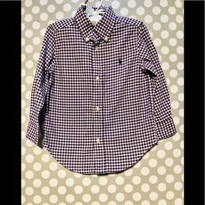 Ralph Lauren Polo - Toddler Boy's Shirt